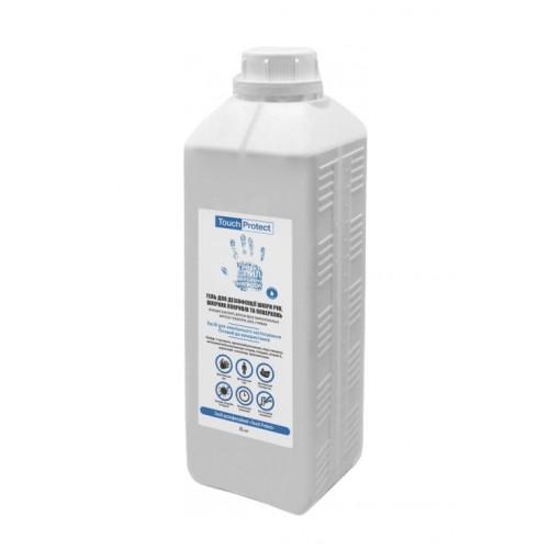 Антисептик гель для дезинфекции рук Touch Protect 467819, 2 л.
