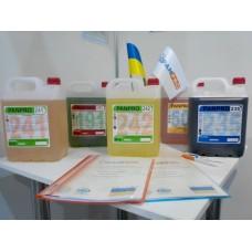 Лужний концентрат для дезінфекції 21031 PANPRO 211, 10 л