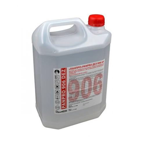 Средство для дезинфекции 21029 PANPRO 906 DEZ, 5 литров.