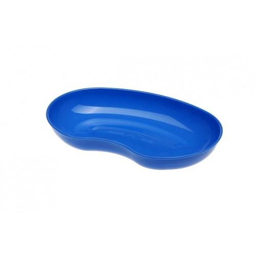 Емкость для медицинских инструментов синяя Ampri 09269-B