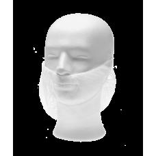 Защитная маска для бороды голубая Ampri 02040-B