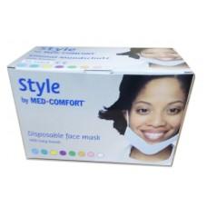 Маска Ampri Med Comfort 02410-Lime