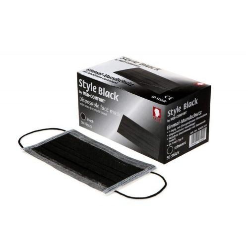 Маска Ampri Style Black 02420-SCH