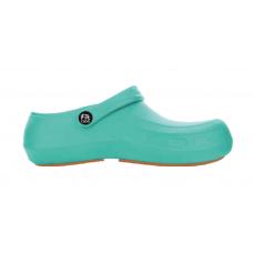 Кроксы бирюза FitClog POWER 003 Turquoise Lemigo, 39 р