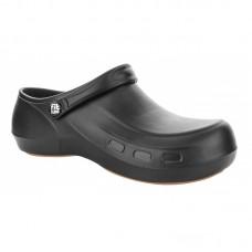 Кроксы черные FitClog POWER 003 Black, Lemigo, 39 р