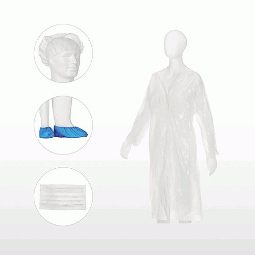 Защитный комплект MED-COMFORT 05030-W-SET