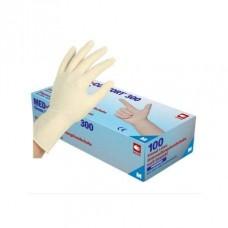 Рукавички латексні без пудри Ampri MED COMFORT 300 01230-L