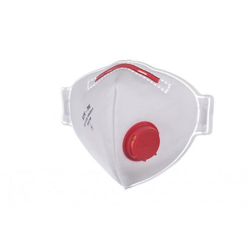 Полумаска фильтрующая (респиратор) FFP3 БУК – 3К (с клапаном выдоха)