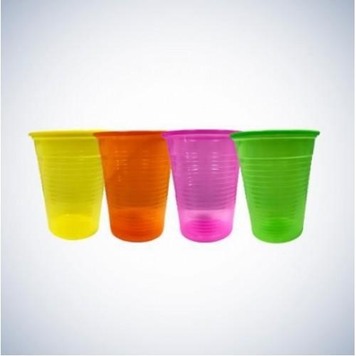 Стаканчик пластиковый одноразовый Ampri TUTTI FRUTTI 09030-800