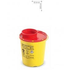 Контейнер для утилизации медицинских отходов 0,6 л Ampri L-09300