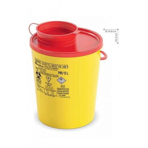 Контейнер для утилізації медичних відходів Ampri L-09302