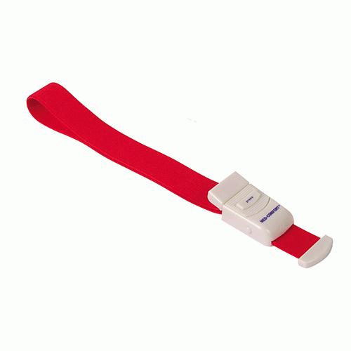 Жгут венозный красный MED COMFORT Ampri 09820-R