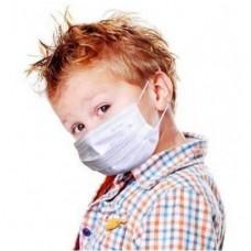 Маска медицинская детская Ampri ECO PLUS 02400 KIDS