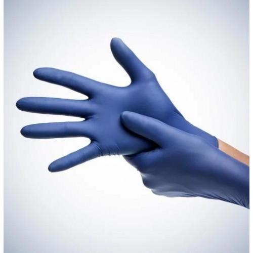 Перчатки нитриловые без пудры Ampri EPIDERM PROTECT® 01166-XS